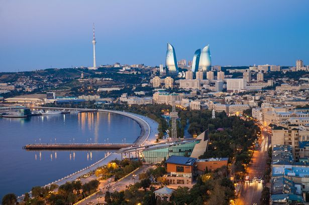 Baku to the future: Capital city of Azerbaijan offers a fascinating mix of old and new as well as world-class sport - Daily Record