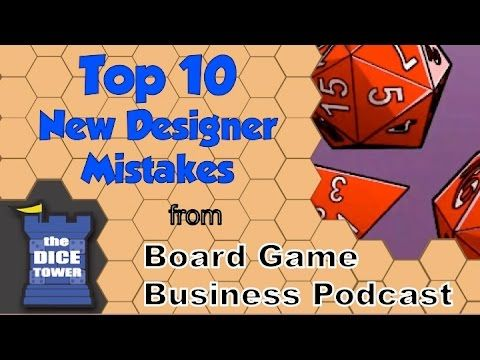 Game Design top 10 business
