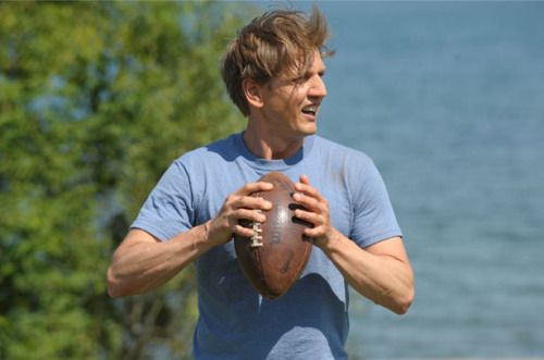 Barry Pepper as Bobby Kennedy, The Kennedys (2011)
