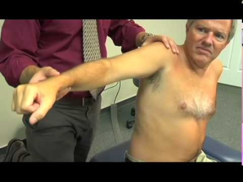 Dr. Eric Mc Graw from Active Care Chiropractic in Wilmington NC demonstrates Active Release Techniques®.  Frozen shoulder case.  http://www.activecarewilm.com/