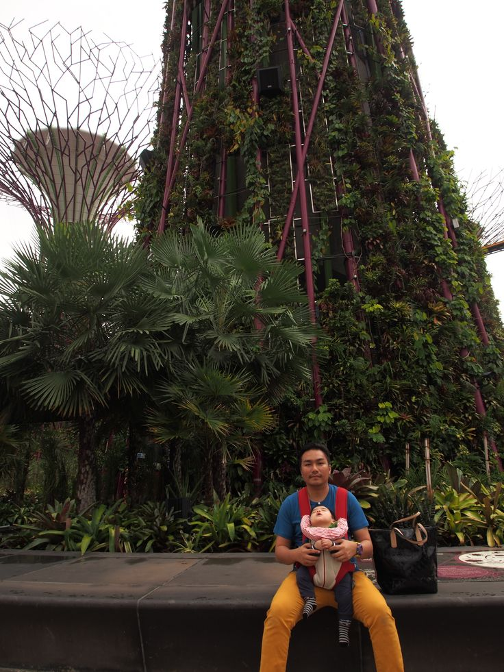 at Garden by the bay SG