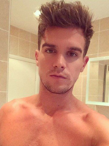 What are Gaz Beadle and Caroline Flack up to?