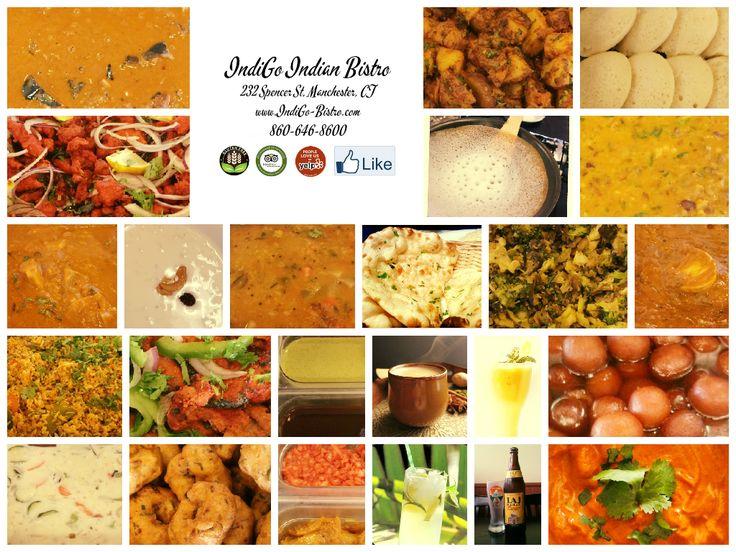 Indigo Indian Food Dc Menu