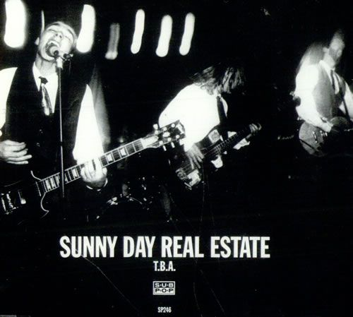 Sunny Day Real Estate | Sunny Day Real Estate was an American emo band from Seattle, Washington. While not the first band to be classified as emo, they were instrumental in establishing the genre. In 1994, the band released their debut album Diary on Sub Pop Records to critical acclaim.