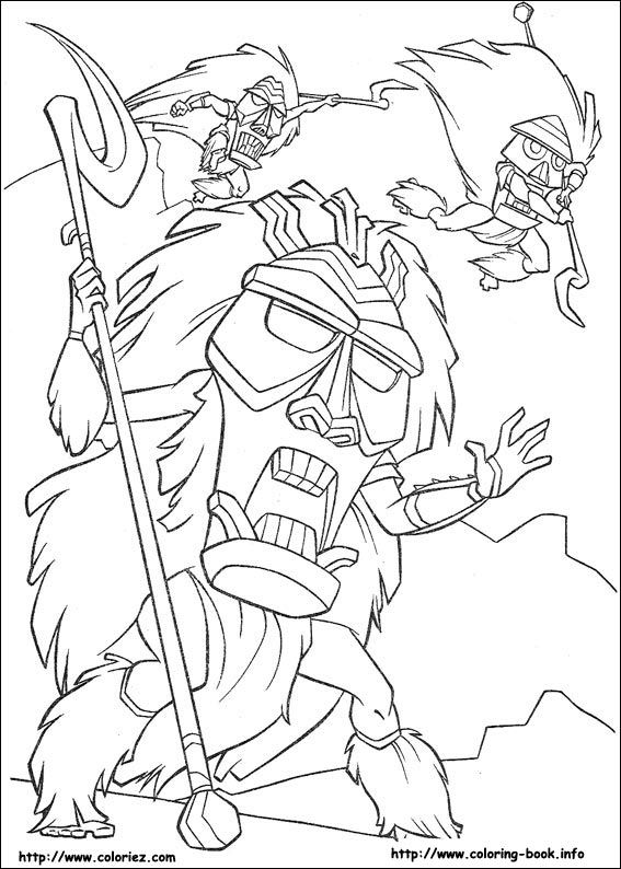 Atlantis Coloring Page 53 Is A From BookLet Your Children Express Their Imagination When They Color The