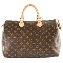 Classic Louis Vouitton....pre-owned. The price is steep, so may as well get a new one!