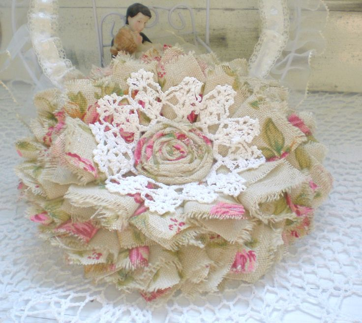 Shabby Chic Flower by Shabby home