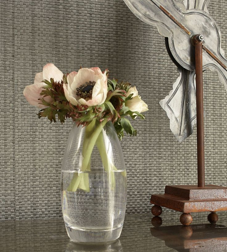 Trend for Texture | Santa Barbara Wallpaper by Thibaut | Jane Clayton
