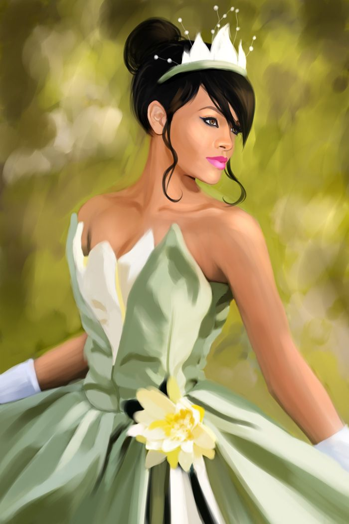 242 Best Tiana Princess And The Frog Images On Pinterest