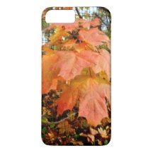 Colorful Autumn Leaves iPhone 7 Plus Case