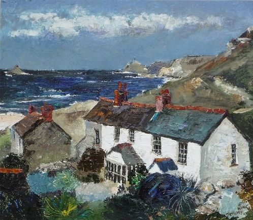 Cape Cornwall | Jeremy King