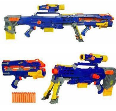 Resultado de imagen para todas las pistolas nerf existentes en el mundo