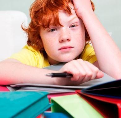 ¿Por qué los niños odian la escuela?