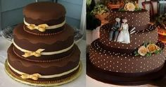 Pasta de Chocolate para Decoração de Bolos da Isamara