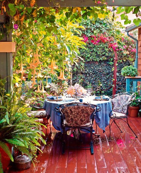 Exterior, Cool Outdoor Deck Design Ideas For Cozy Outdoor