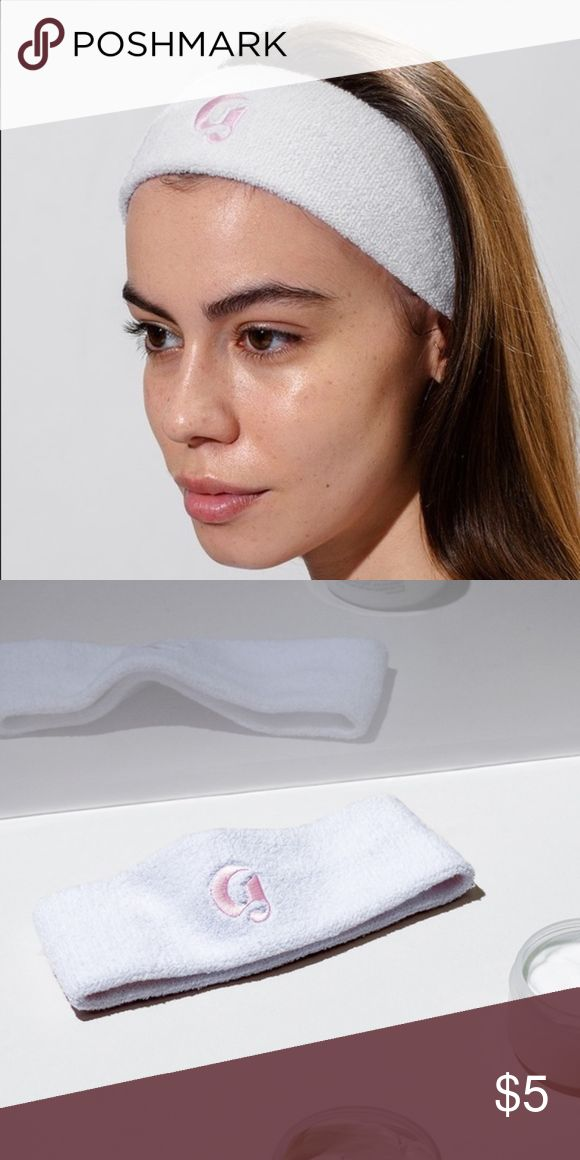 ISO: Glossier Headband Please let me know if you have and are interested in selling a glossier headband! Glossier Accessories Hair Accessories