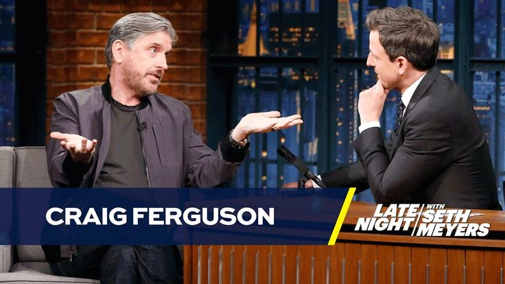 Craig Ferguson Knew Trump Would Win After First Republican Debate  ❤ Attention Money Lovers ❤  Passive Cash! Newbie Proof!  Join Free==> keymail247.globalmoneyline.com  My Friend: # 4 Global Top Earner!  facebook.com/eugene.pelser.3 @GlobalMoneyline