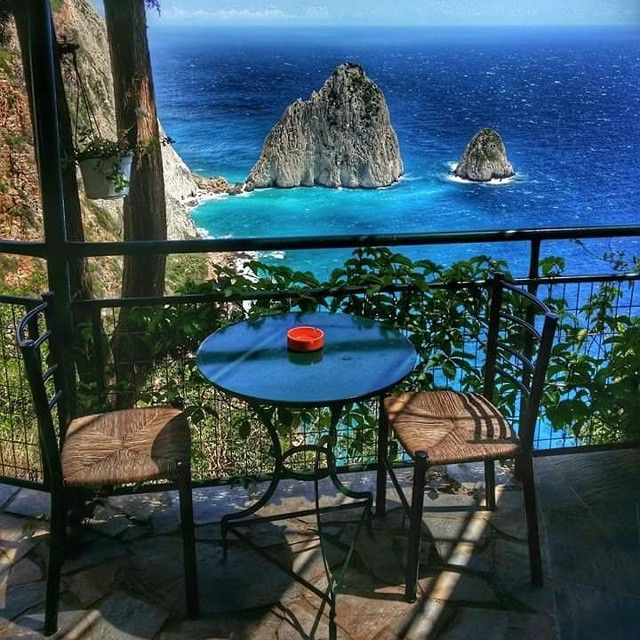 Keri Lighthouse Taverna zakynthos island greece