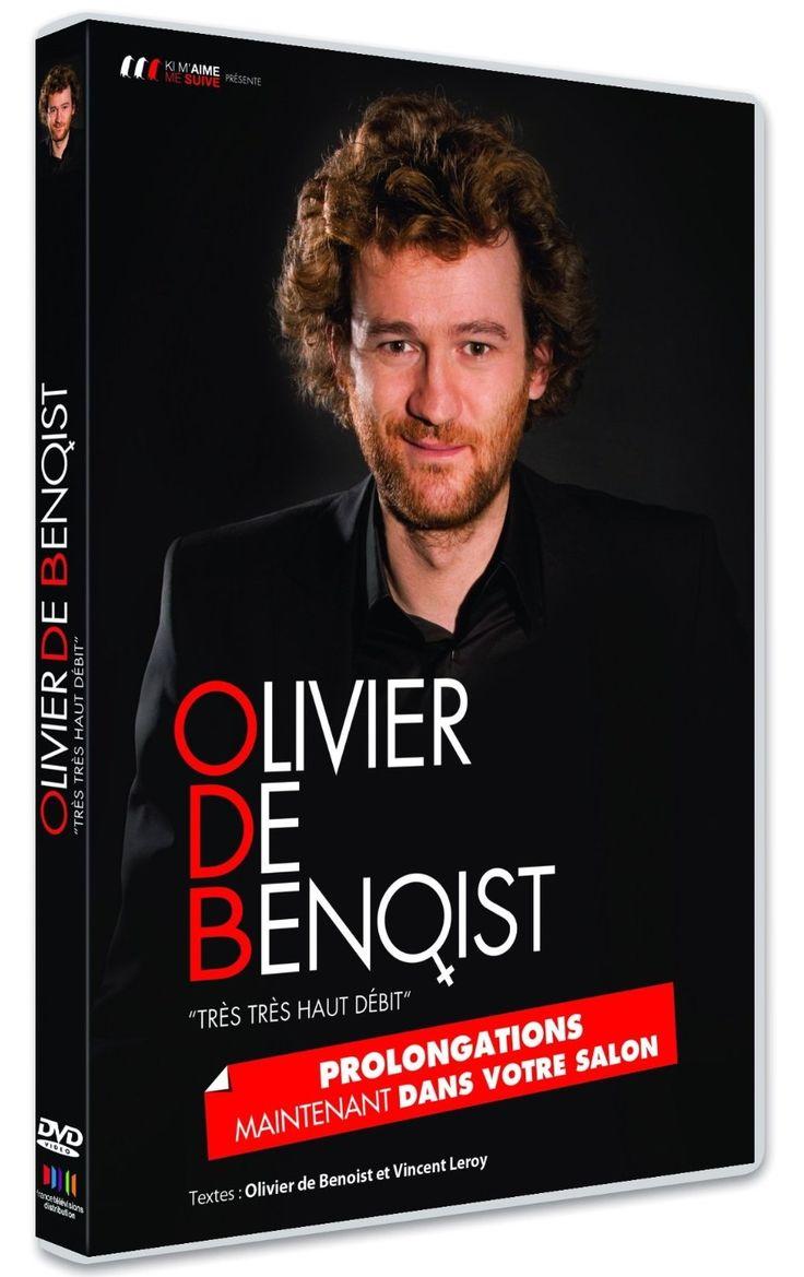 """Olivier de Benoist """"Très très haut débit"""" en dvd/blu-ray"""