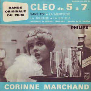 Corinne Marchand, Michel Legrand - Cleo De 5 À 7 at Discogs