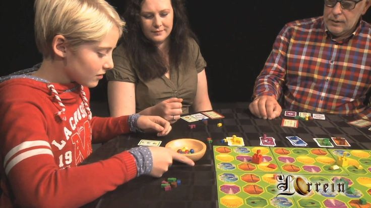 Promotianal video of our boardgame Lorrein created by students of Stenden University