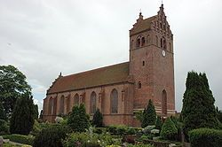Slangerup church