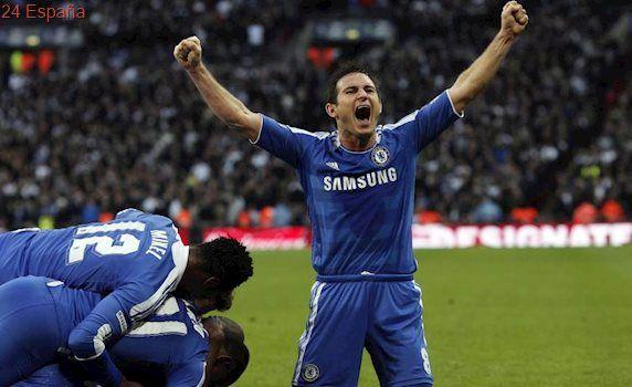 Adiós a un mito del fútbol inglés: se retira Frank Lampard