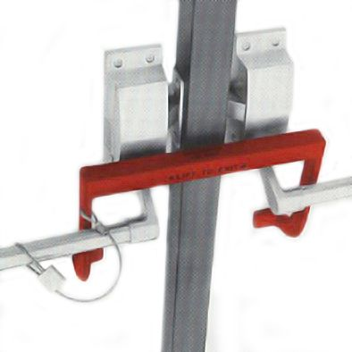 Door Security Bar Double Door Latch for Doors w/ Center Post - Cable Lock Included If you are looking to quickly increase your building`s security ...  sc 1 st  Pinterest : door locking devices - pezcame.com