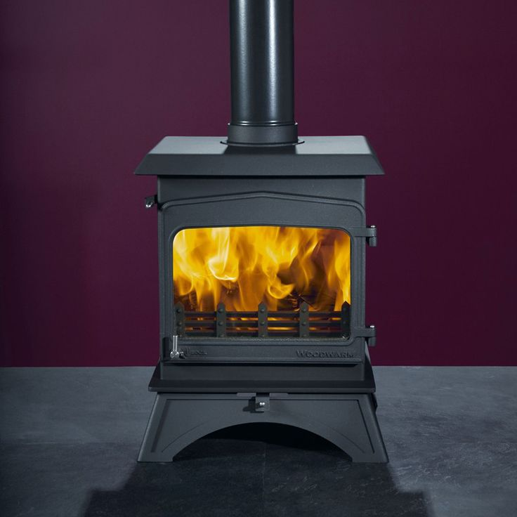 Woodwarm Wildwood 6 Wood Burning Stove