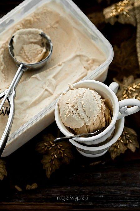 chałwOwe tahini ice cream