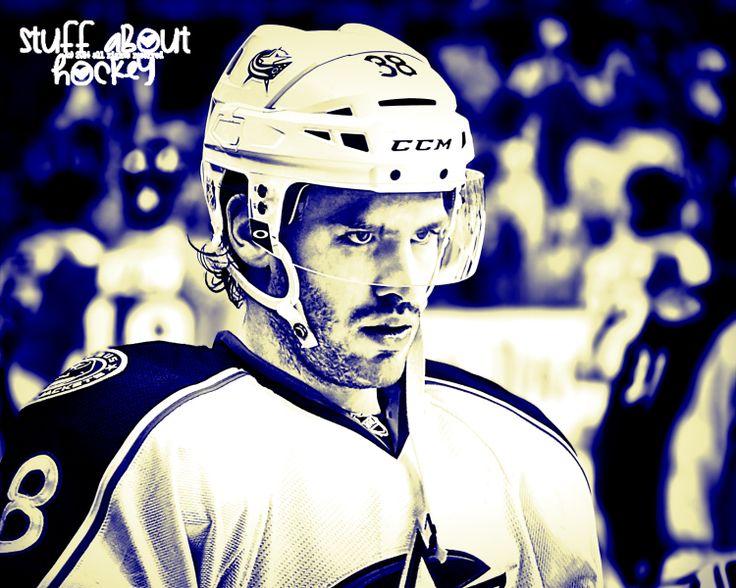 Columbus Blue Jackets Boone Jenner | Stuff About Hockey