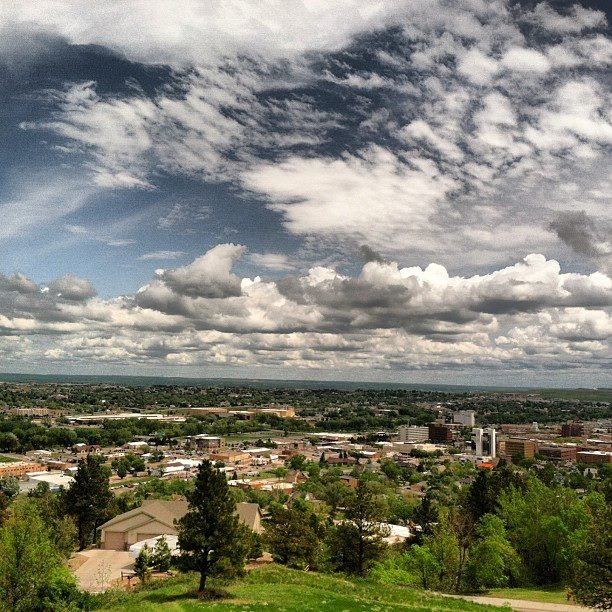 Time in rapid city sd