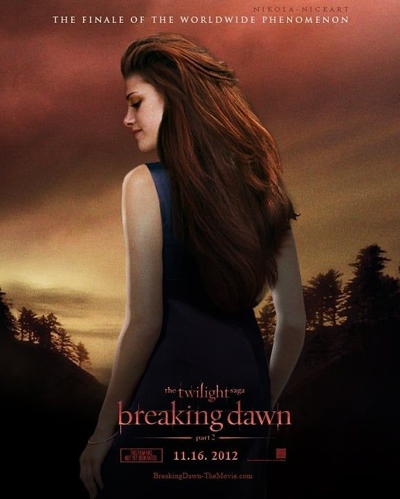 Efsane Twilightsaga Breakingdawn Breakingdawnpart2
