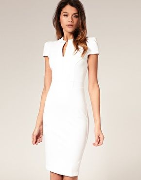 The perfect dress for the winter whites party at @altsummit! Hello, gorgeous.