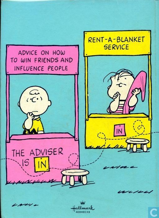 The Peanuts Philosophers, 1972