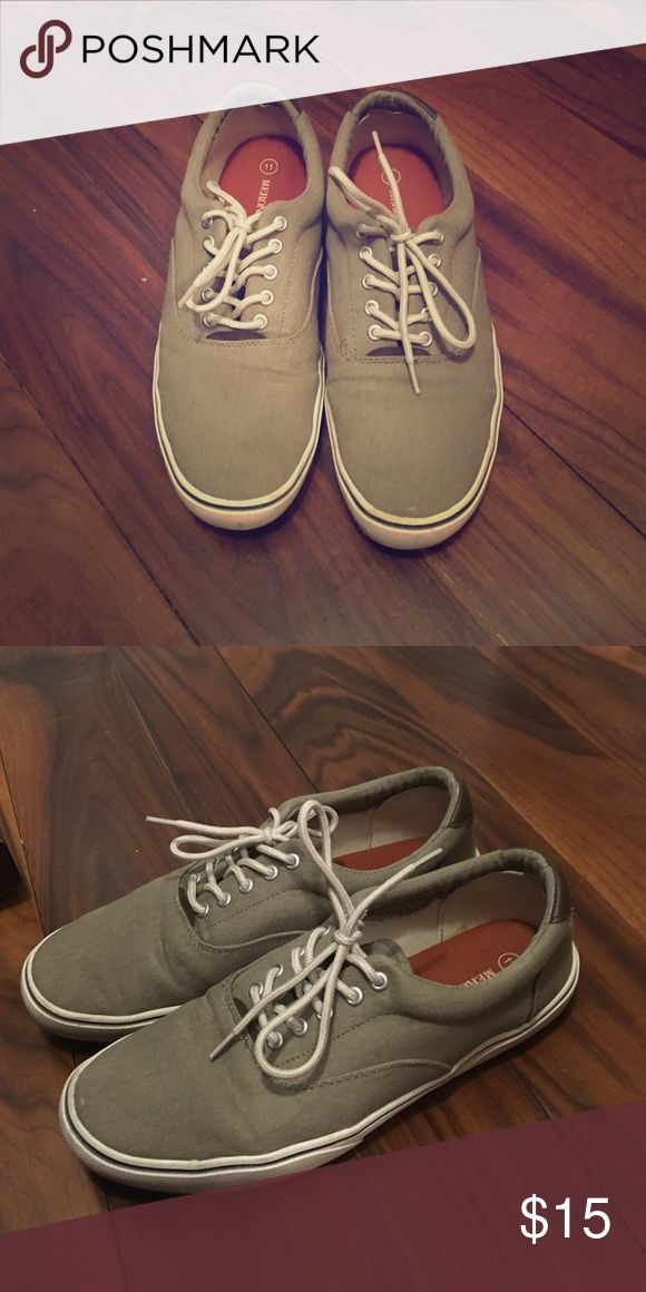 Men's shoes Men's brown shoe Merona Shoes Athletic Shoes
