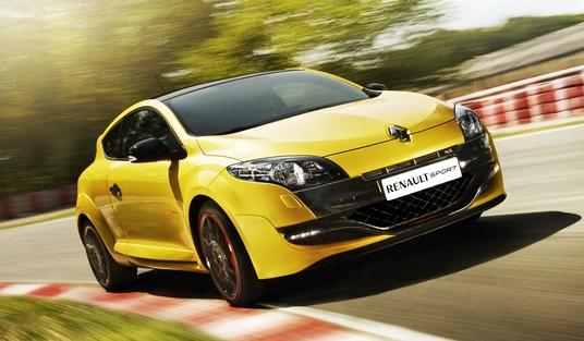 Renault #Oscaro.com Pieces Auto. Avec son châssis efficace, ses performances musclées et ses coûts raisonnables, la MéganeR.S.