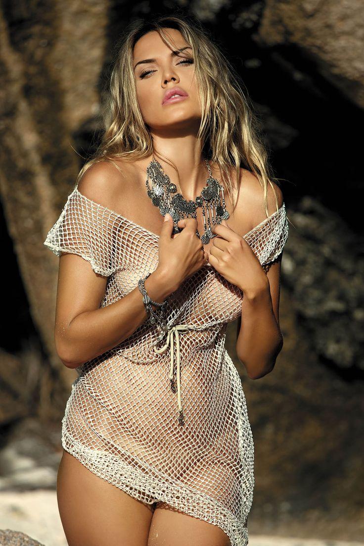 Dangerous Women White Beach Dress, is fastened around the waist with a ribbon, short sleeves, women`s dress