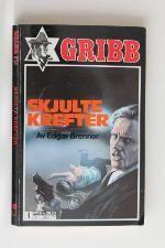 """""""Skjulte krefter  - Gribb-serien 71"""" av Edgar Brenner"""