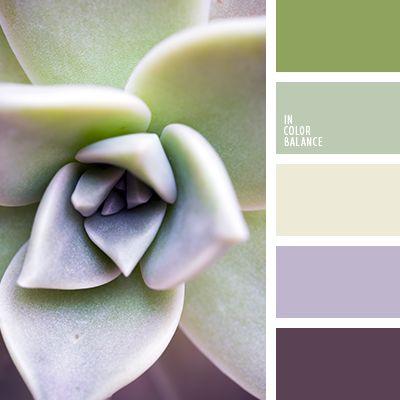 Color Palettes-kleurenschema's