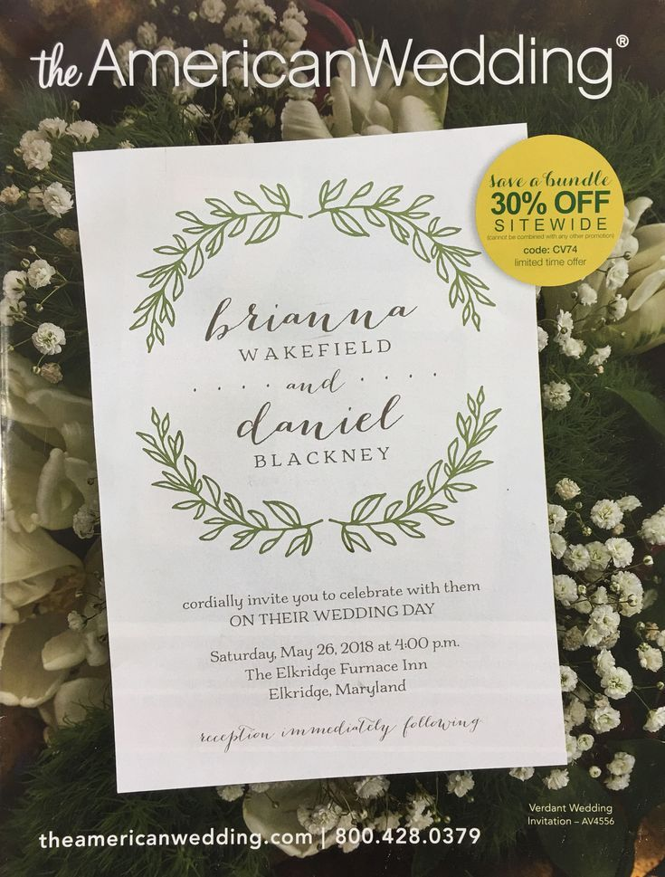 Plan Your Wedding With Free Wedding Catalogs: The American Wedding Free Wedding Invitation Catalog