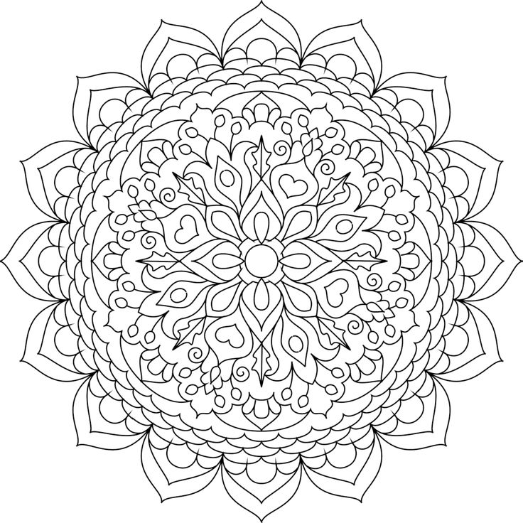 1000 ideas about Pattern Coloring Pages on Pinterest