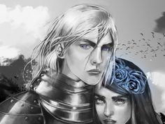 Rhaegar Targaryen y Lyanna Stark (Aisling Franciosi) son dos de los personajes más importantes de Game of Thrones (Juego de tronos), aunque hasta el momento han sido mencionados pocas veces por los personajes de la serie. Eso sí, muy pronto las cosas...