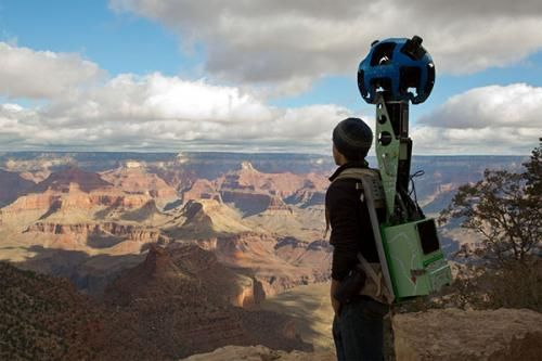 Virtually explore the Grand Canyon with Google Maps Street View- and more! | Wilderness.org