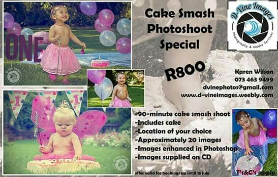 Cake Smash special