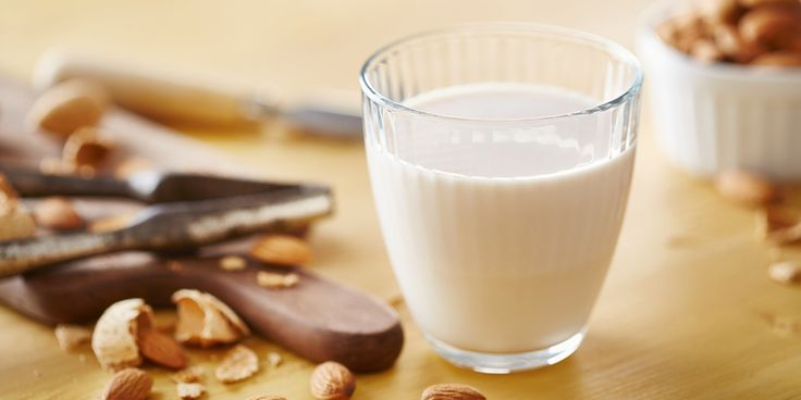 Homemade Almond Milk via @iquitsugar