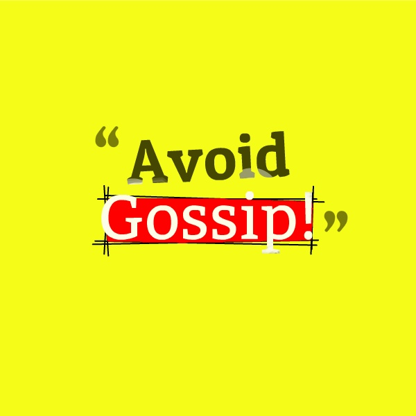 Ignore Gossip Quotes. QuotesGram