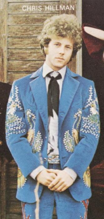 Chris Hillman's Peacock Nudie Suit