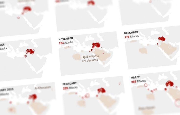 Hoe de strijd tegen de Islamitische Staat is opnieuw tekenen van de kaart van het Midden-Oosten - De Washington Post