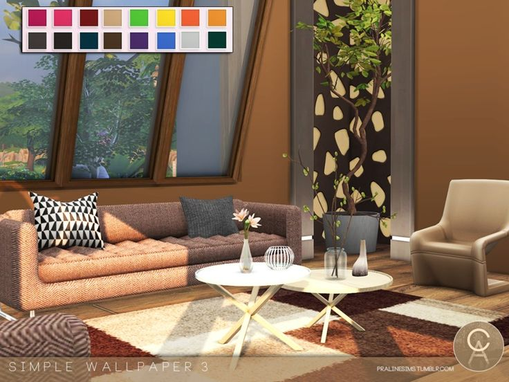 10 best The Sims 4 CC - Walls Floors images on Pinterest Floors - sims 3 wohnzimmer modern